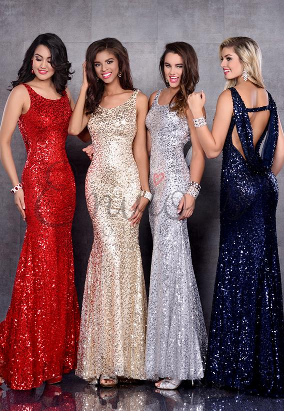 Sequin Navy,Red,Silver,Champagne 17219