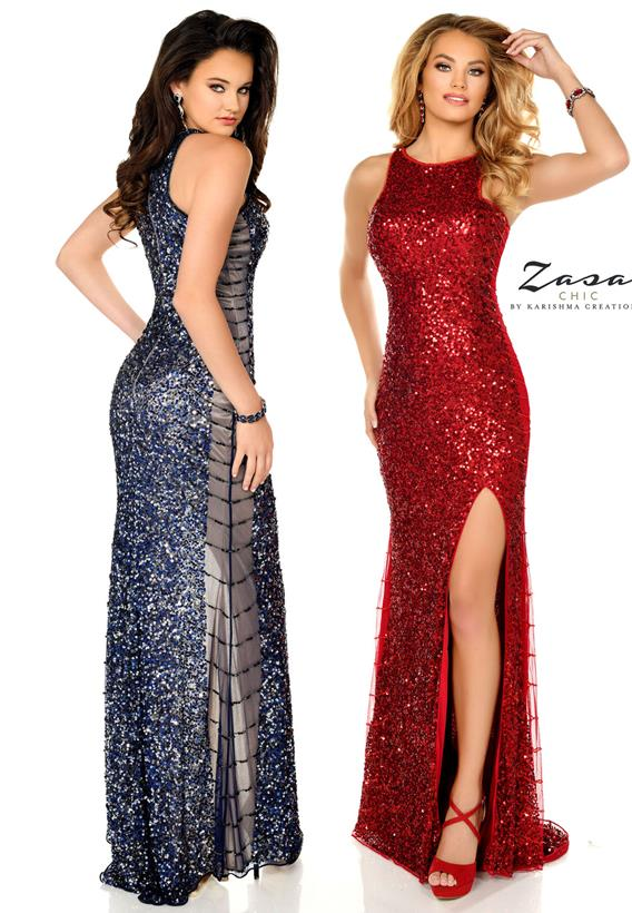 Beaded Tulle Burgundy,Navy Z2084